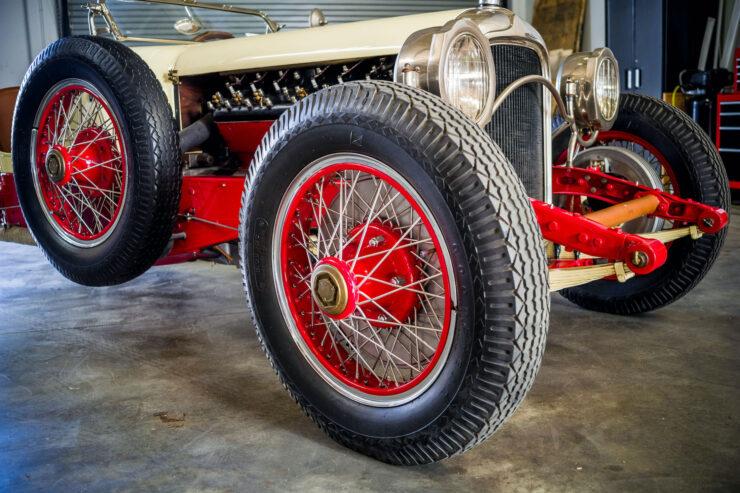 Packard Twin Six V12 8