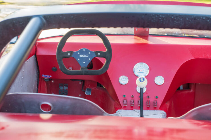 Porsche 911 Bentley V8 Turbo Hot Rod Alexandre Danton 1