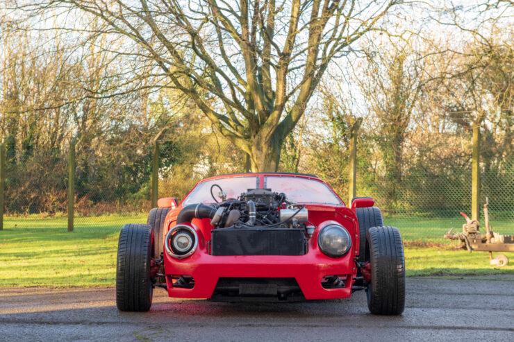 Porsche 911 Bentley V8 Turbo Hot Rod Alexandre Danton 10