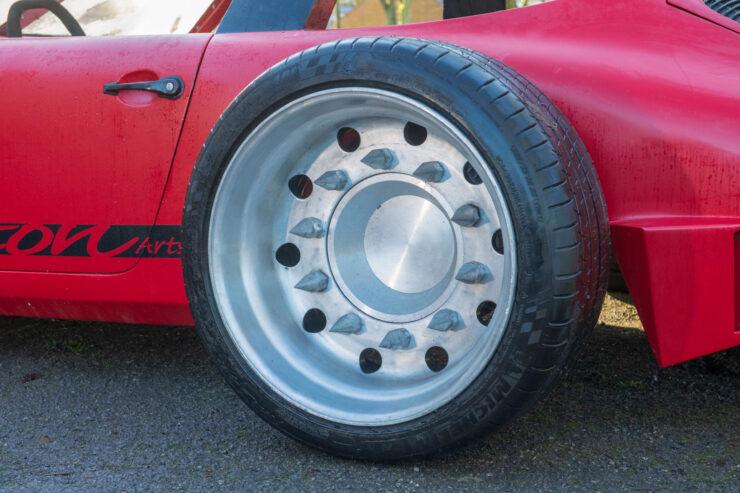 Porsche 911 Bentley V8 Turbo Hot Rod Alexandre Danton 11