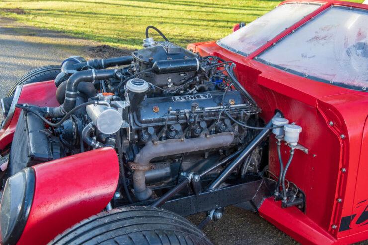 Porsche 911 Bentley V8 Turbo Hot Rod Alexandre Danton 8