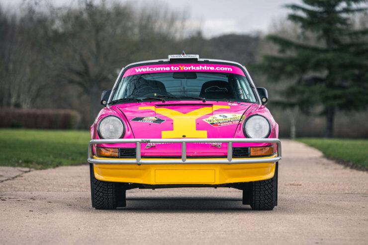 Porsche 911 Safari Rally Car 1