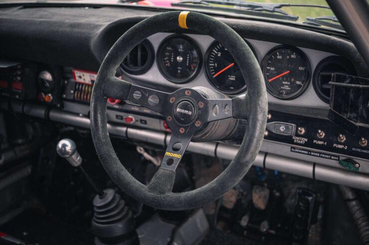 Porsche 911 Safari Rally Car 11