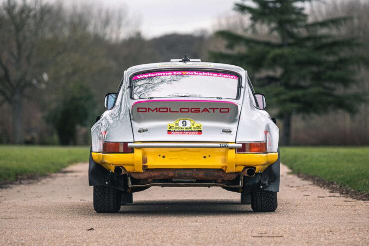 Porsche 911 Safari Rally Car 2