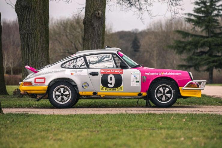 Porsche 911 Safari Rally Car 3