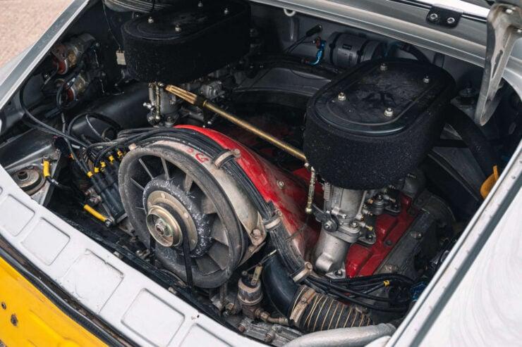 Porsche 911 Safari Rally Car 5