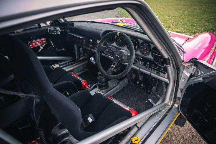 Porsche 911 Safari Rally Car 6