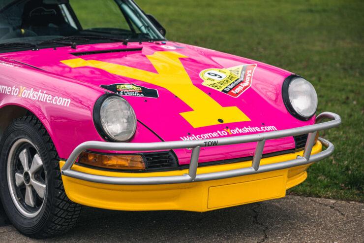 Porsche 911 Safari Rally Car 7