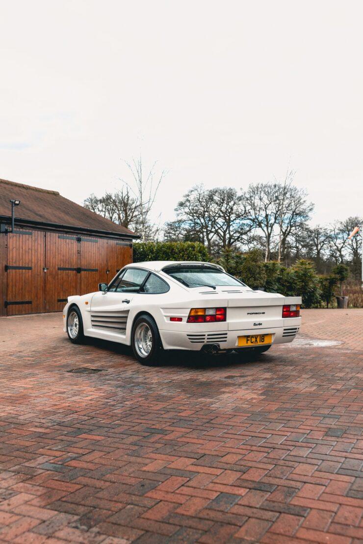 Rinspeed Porsche R69 Turbo 10