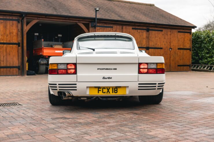 Rinspeed Porsche R69 Turbo 11