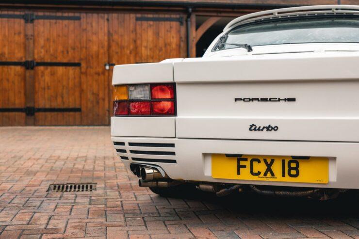 Rinspeed Porsche R69 Turbo 12
