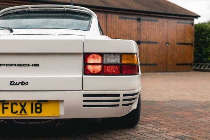 Rinspeed Porsche R69 Turbo 13