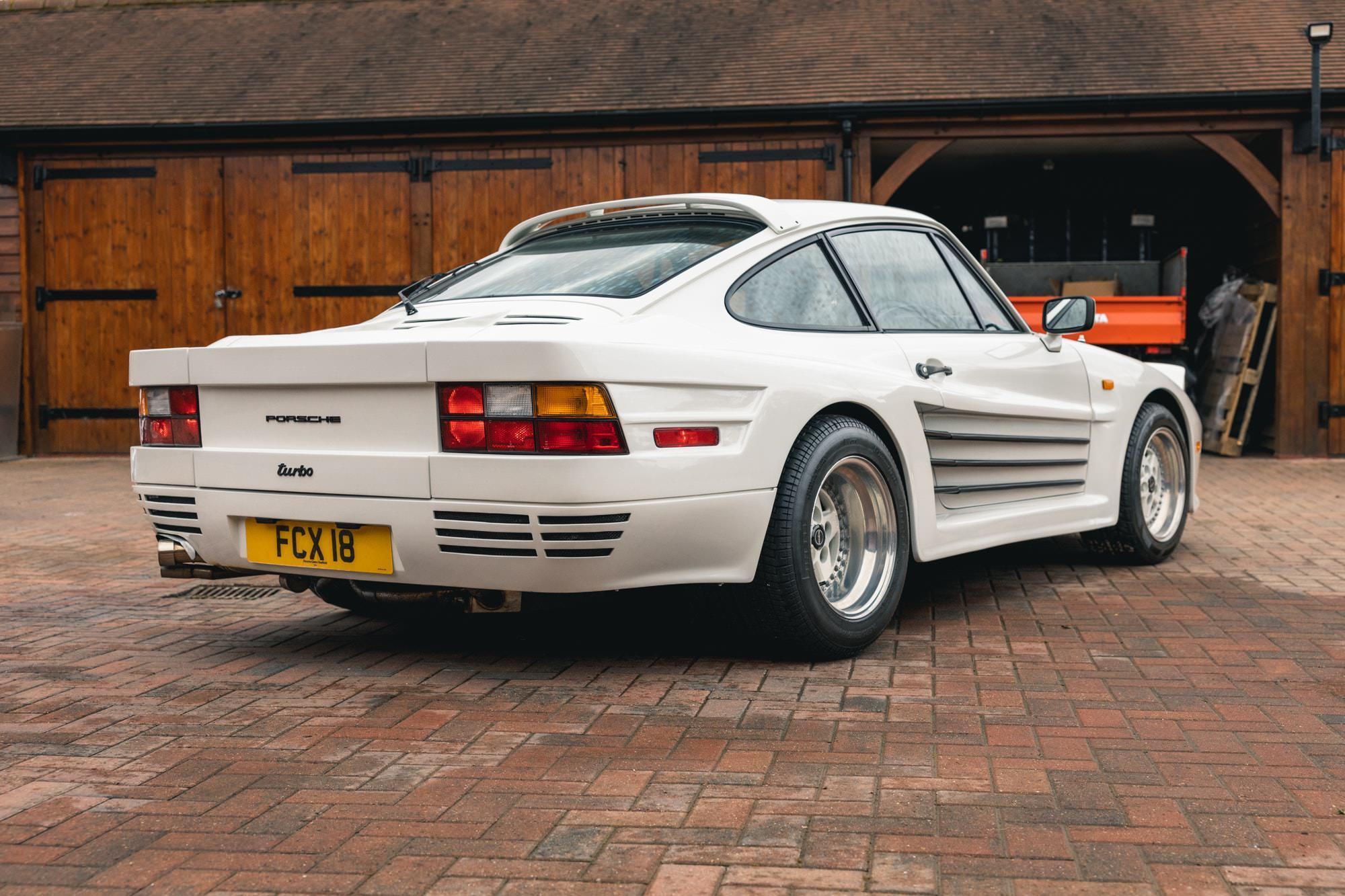 Rinspeed Porsche R69 Turbo 14