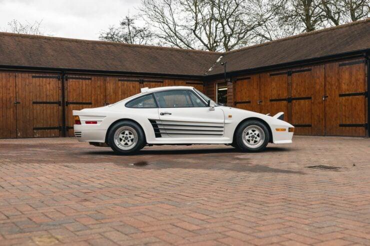 Rinspeed Porsche R69 Turbo 15