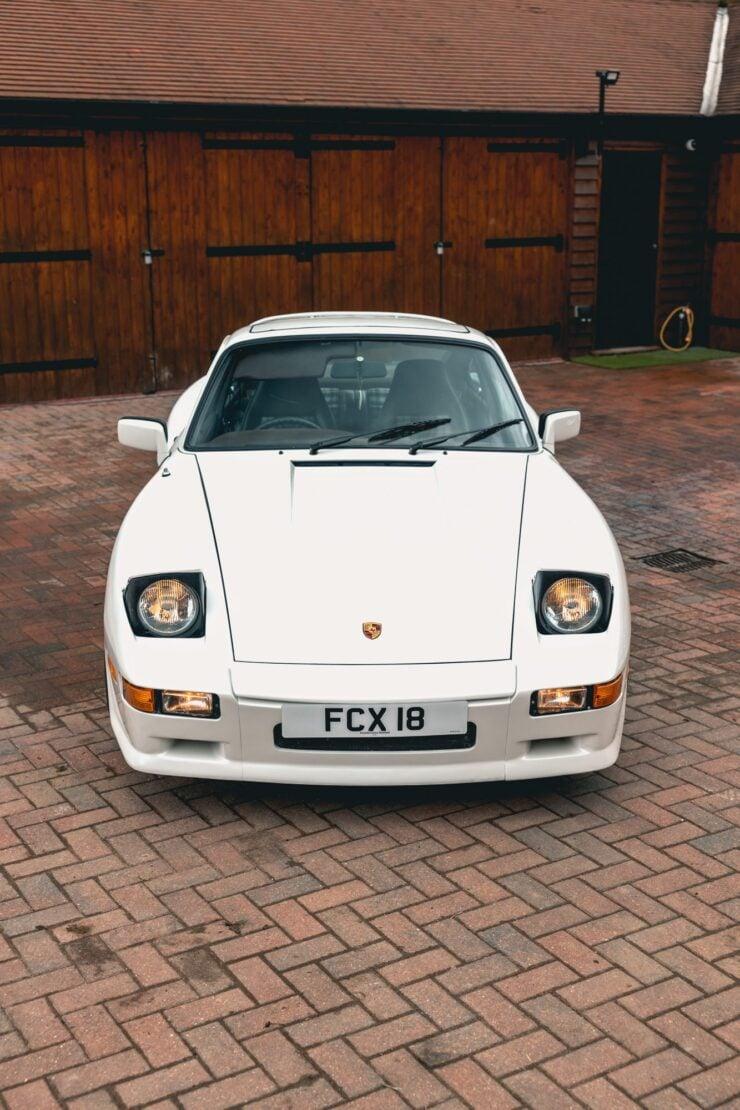 Rinspeed Porsche R69 Turbo 18