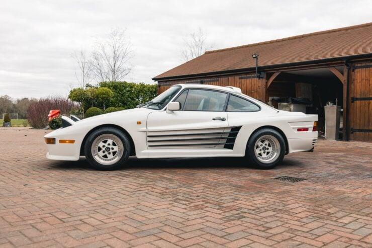 Rinspeed Porsche R69 Turbo 9