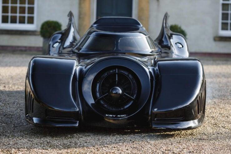 Road Legal Batmobile 11