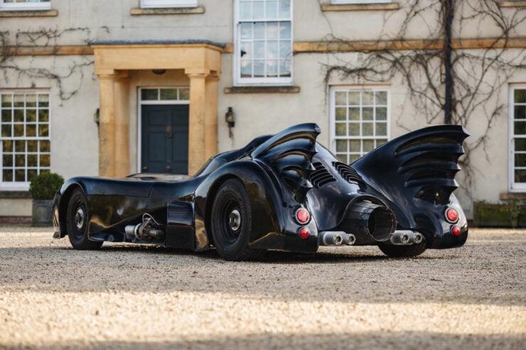 Road Legal Batmobile 12