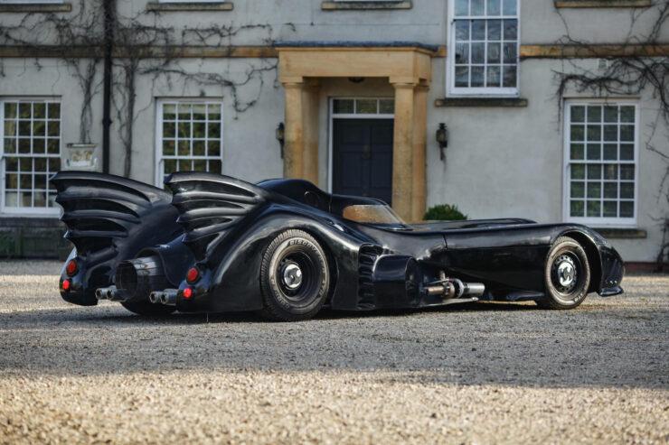 Road Legal Batmobile 13