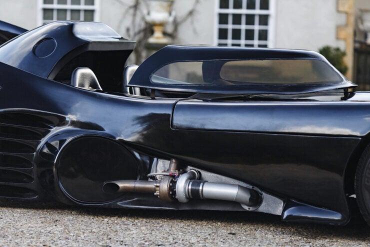 Road Legal Batmobile 14