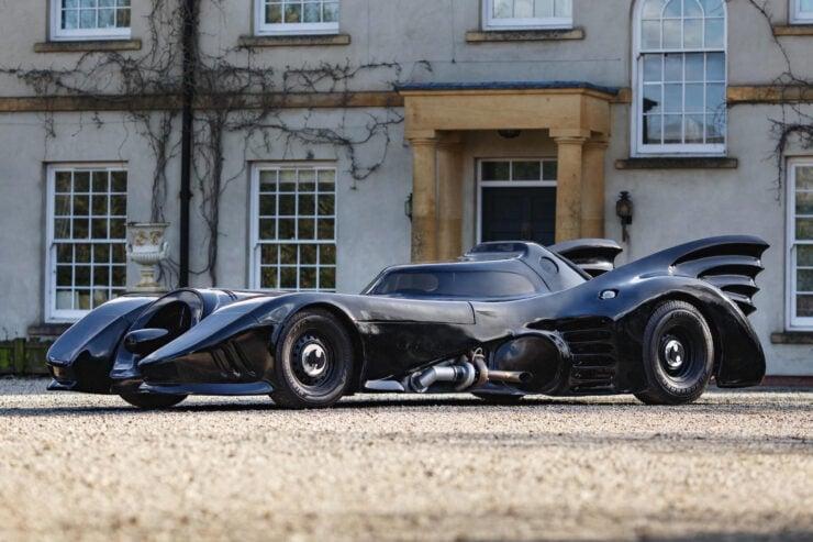 Road Legal Batmobile 18