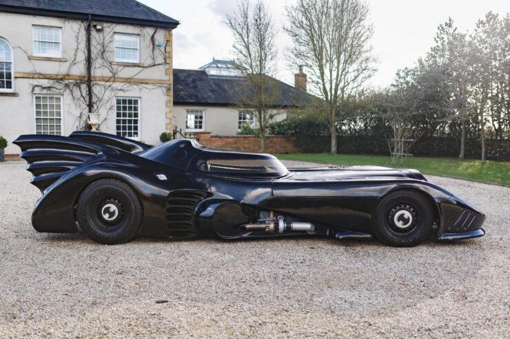 Road Legal Batmobile 2