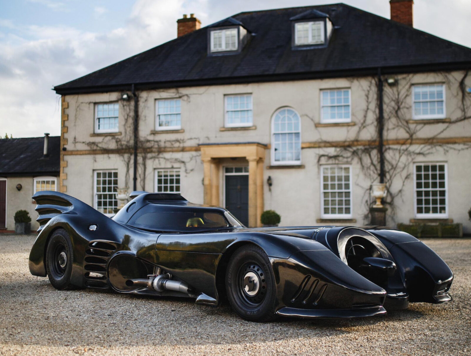 Road Legal Batmobile 4