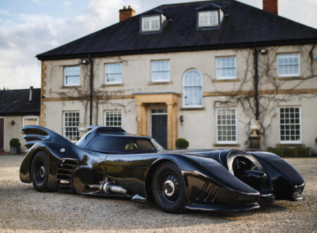 Road Legal Batmobile 4