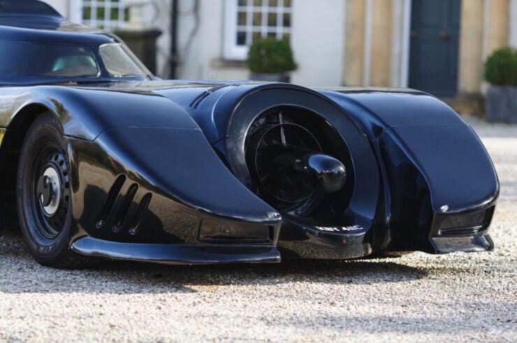 Road Legal Batmobile 5