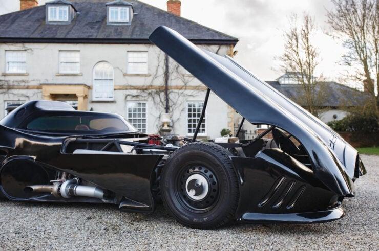 Road Legal Batmobile 6