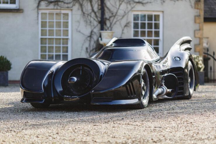 Road Legal Batmobile