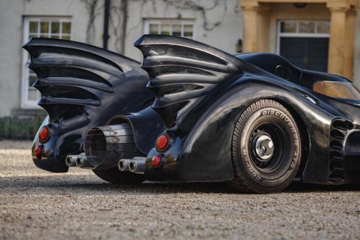 Road Legal Batmobile 8