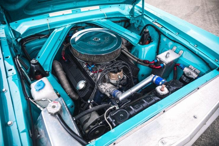 Rowan Atkinson Ford Falcon 17