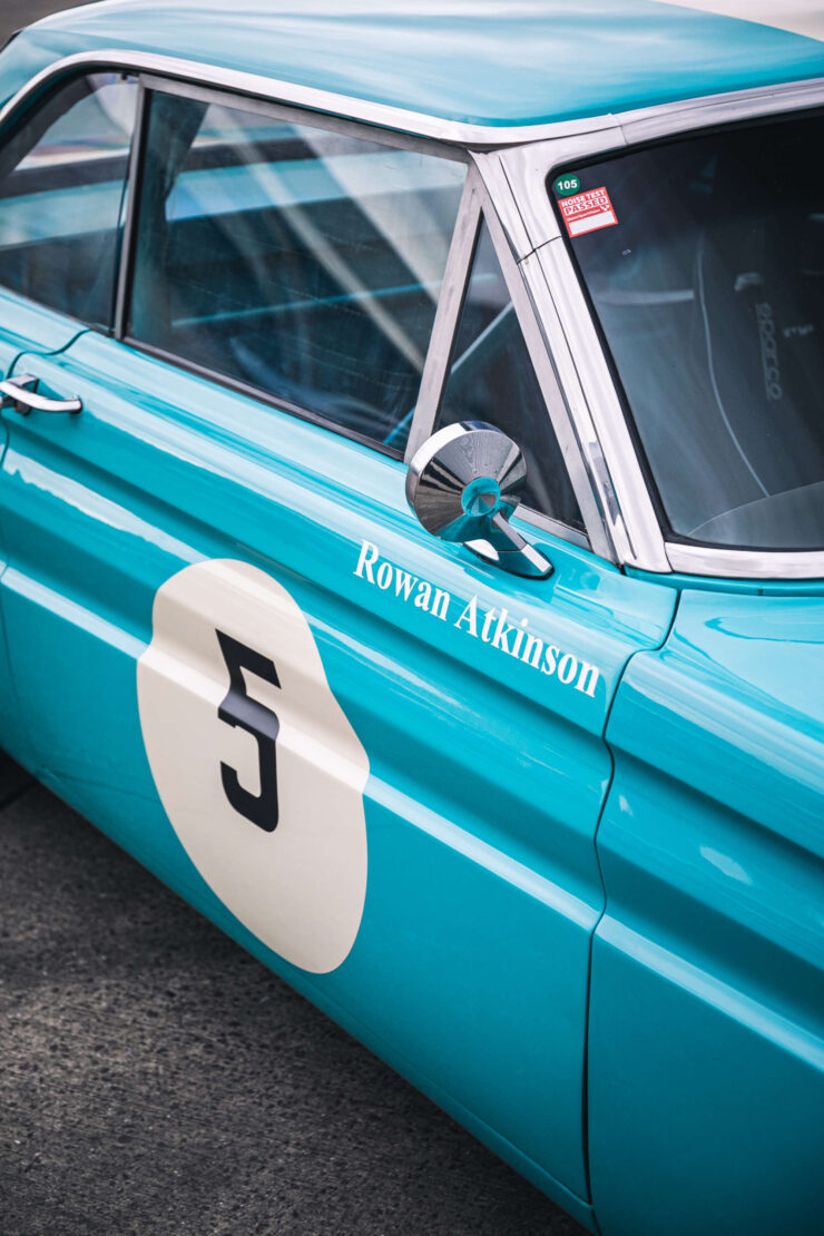 Rowan Atkinson Ford Falcon 19