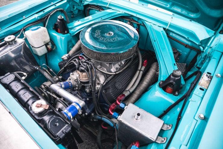 Rowan Atkinson Ford Falcon 21