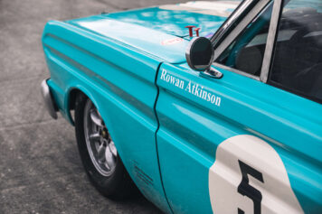 Rowan Atkinson Ford Falcon 5