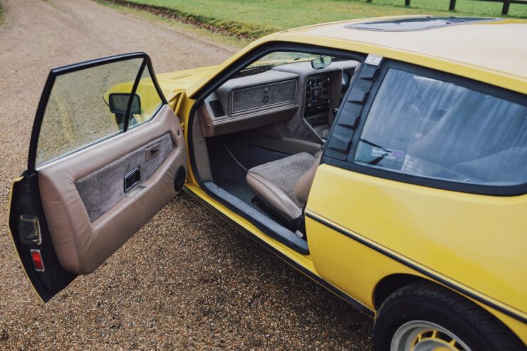 Spyder Donington Coupe V8 Lotus Eclat 13