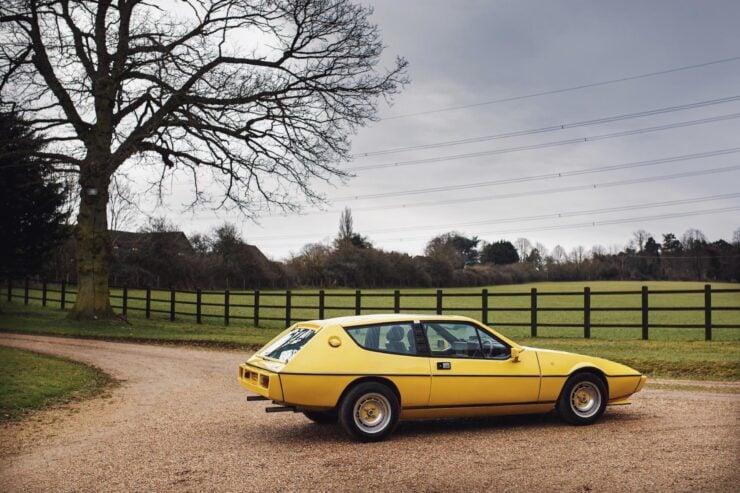 Spyder Donington Coupe V8 Lotus Eclat 14