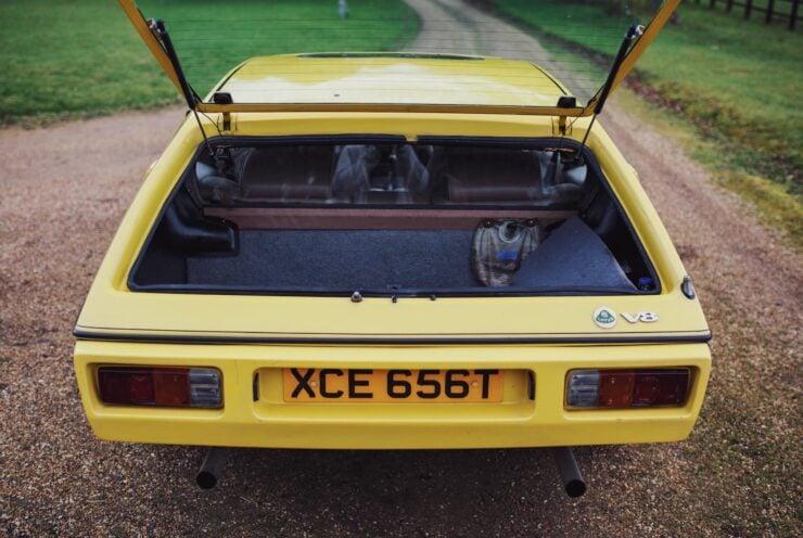 Spyder Donington Coupe V8 Lotus Eclat 17