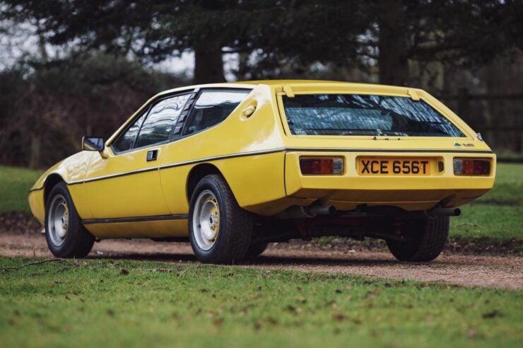 Spyder Donington Coupe V8 Lotus Eclat 18
