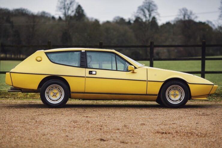 Spyder Donington Coupe V8 Lotus Eclat 20