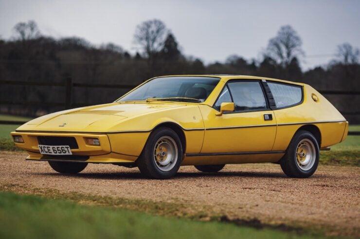 Spyder Donington Coupe V8 Lotus Eclat 22