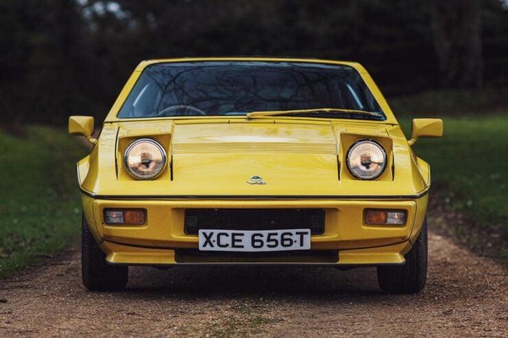 Spyder Donington Coupe V8 Lotus Eclat 8