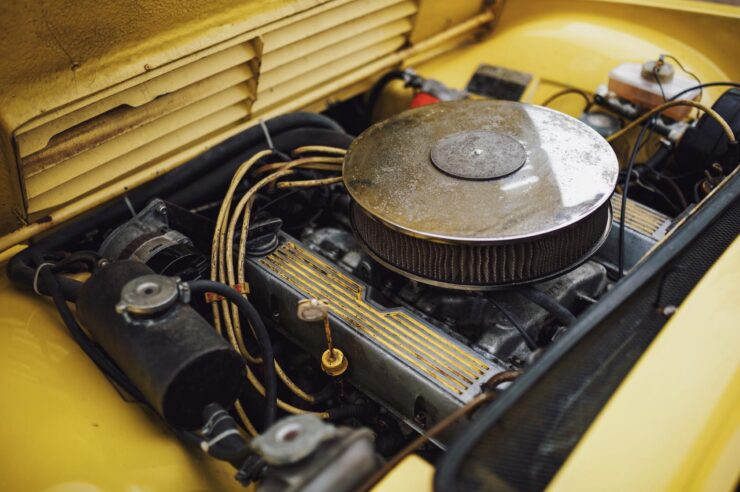 Spyder Donington Coupe V8 Lotus Eclat 9