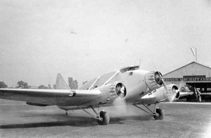 Stinson Model A Aircraft