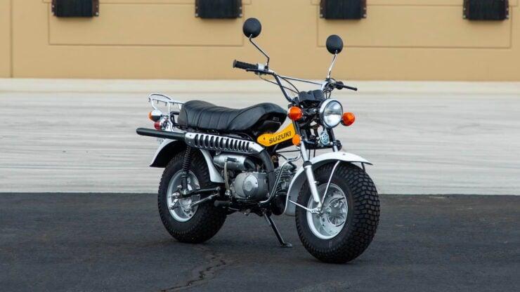 Suzuki RV90 10