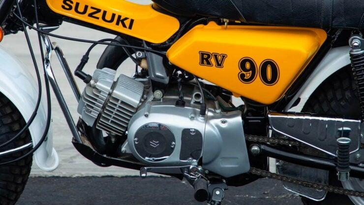Suzuki RV90 3