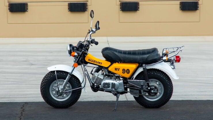 Suzuki RV90