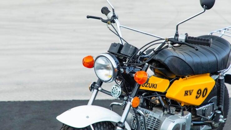 Suzuki RV90 9