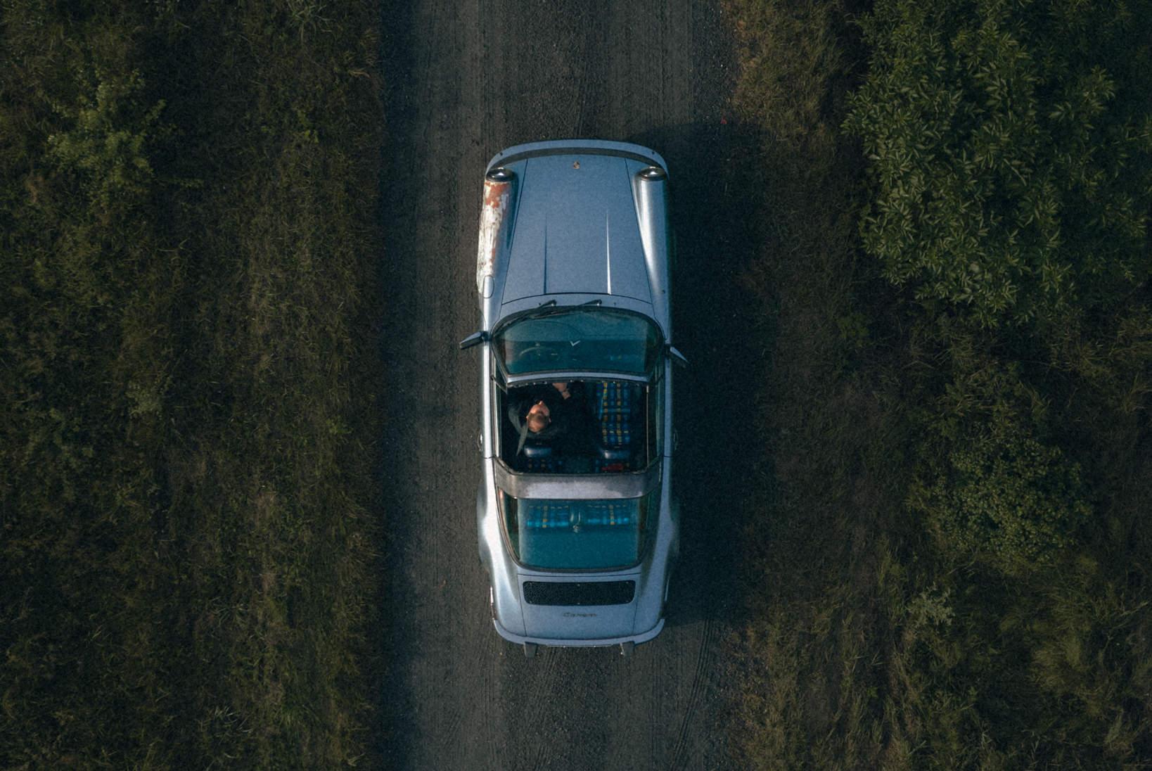 Tardza – The Recycled Porsche